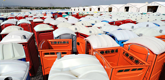 Champion Portable Toilets in Saint John,  IN
